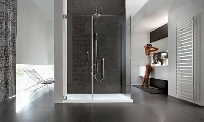 Scegliere una soluzione pratica e moderna per il bagno la for Doccia passante