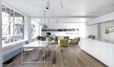 Quando l'abitare diventa condivisione di spazi: l'openspace
