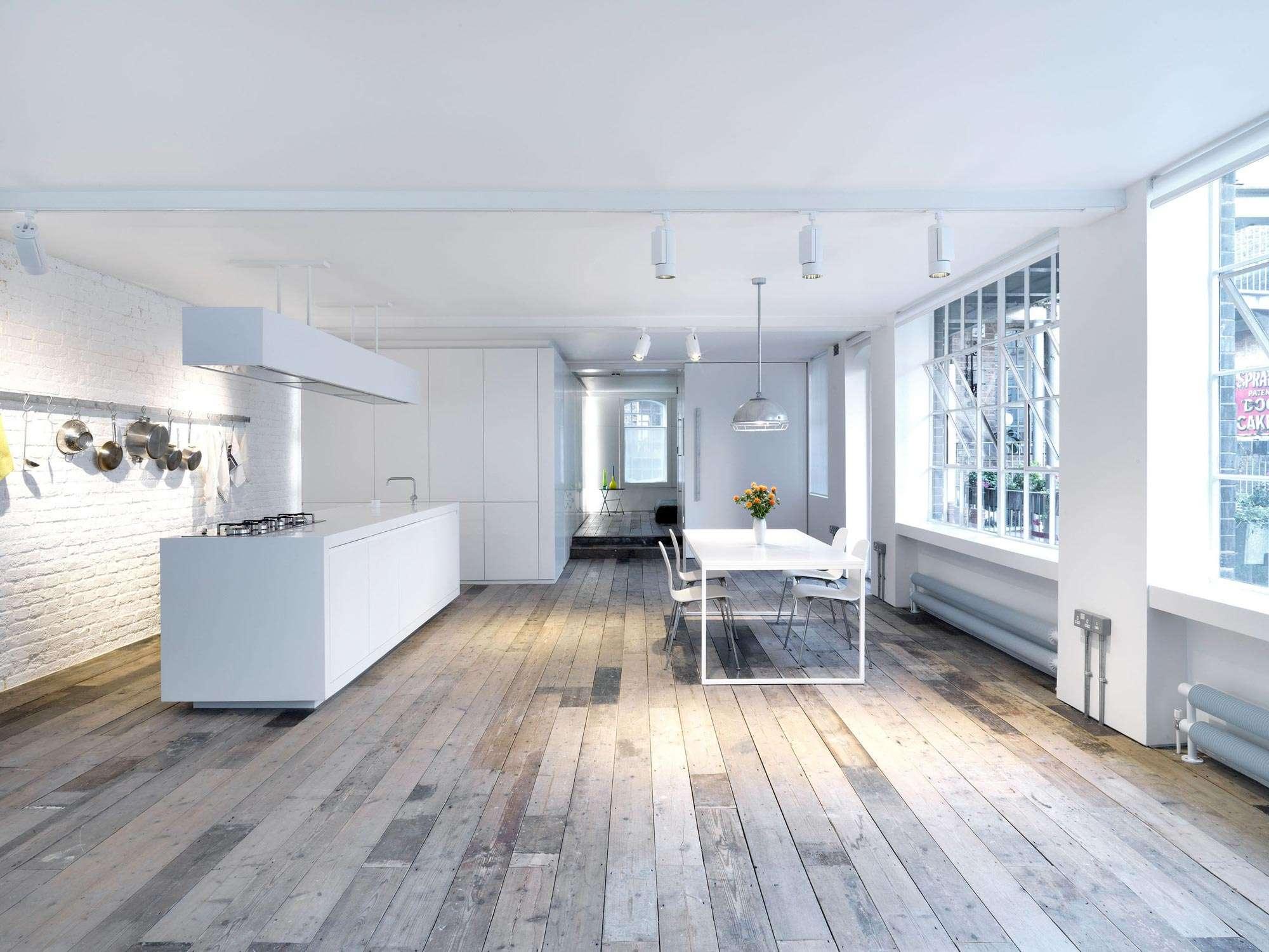 Guida a quando l abitare diventa condivisione di spazi l for Case loft