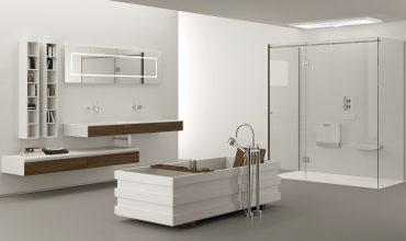 Il bagno si trasforma: soluzioni funzionali e di design