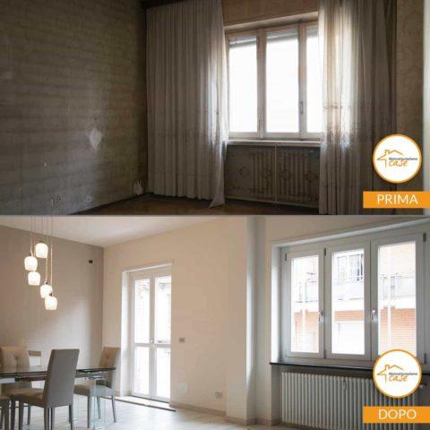 Ristrutturazione bilocale 45mq un piccolo appartamento for Case in ristrutturazione
