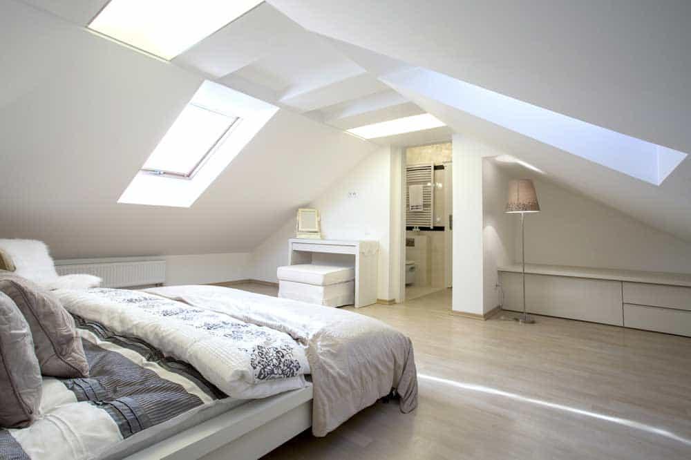 Scopri come ristrutturare il sottotetto e vivere in for Ristrutturare la camera da letto