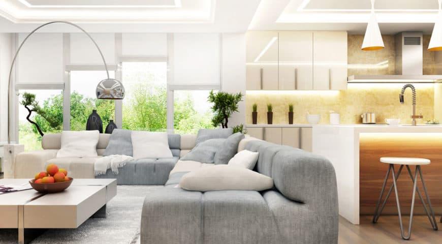 Quanto costa ampliare casa prezzi idee e consigli utili - Quanto costa un impianto allarme casa ...