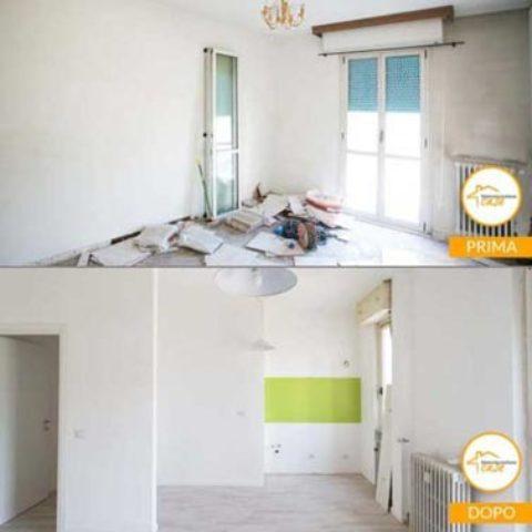 Ristrutturazione appartamento – 58 mq