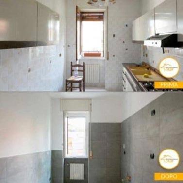 Ristrutturazione appartamento – mq 70