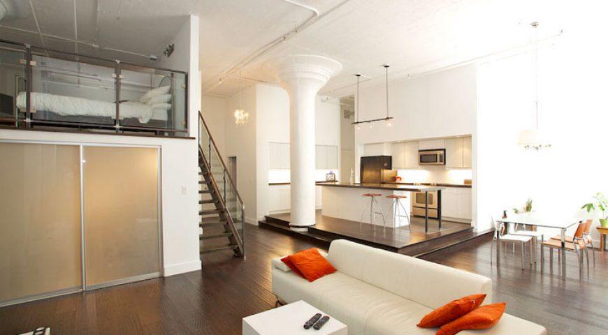 Soppalchi per abitazioni: come sfruttare tutto lo spazio in casa