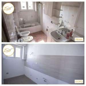 Renovierung von Häusern - Zwei-Zimmer-Renovierung 39mq