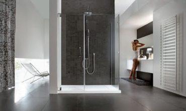 doccia quadrata