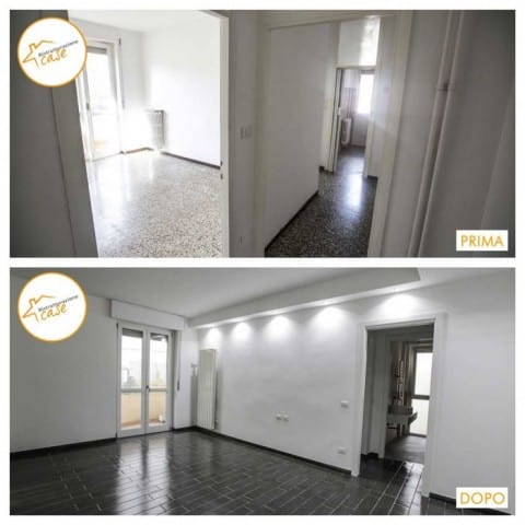 Renovación de casas - renovación de dos habitaciones 45mq
