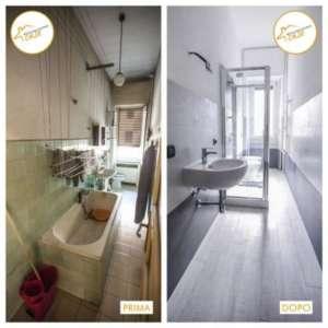 Renovierung von Häusern - Renovierung des kleinen Studios 14mq