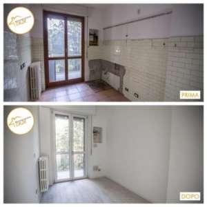 Renovation of houses - multi-room renovation 110sqm