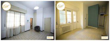 Ristrutturazione Case interventi abitazione camera sala