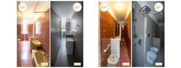 Ristrutturazione case nuovo bagno funzionale