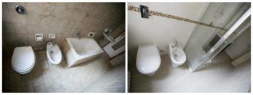 Ristrutturazione Case interventi stanza bagno