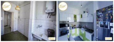 Ristrutturazione Case interventi stanza cucina