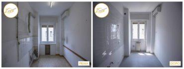Ristrutturazione case rinnovo totale bagno