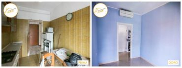 Ristrutturazione Case interventi stanza con climatizzatore
