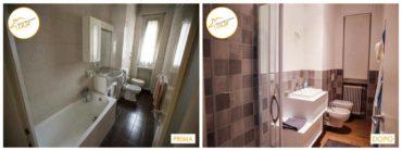 Ristrutturazione Case interventi bagno con doccia