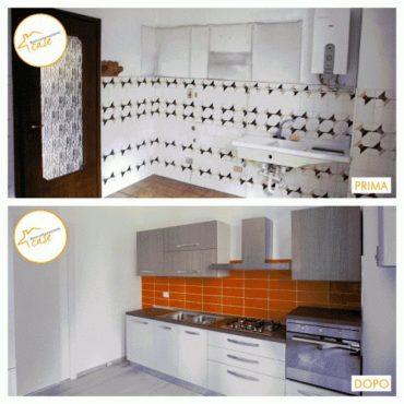 Ristrutturazione case - ristrutturazione cucina