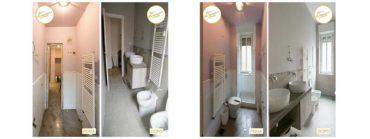 Ristrutturazione Case nuovo stanza rinnovata sanitari
