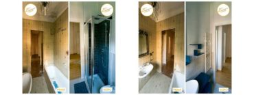 Ristrutturazione Case nuovo stanza rinnovata bagno