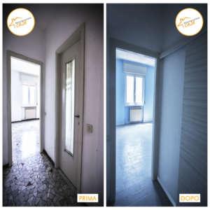 Renovierung von Häusern, komplette Raumrenovierung