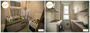 Restrukturierung Häuser Interventionen Home Schlafzimmer Küche