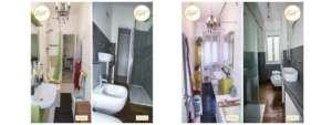 Renovierung von Häusern für Badezimmerböden