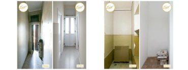 Ristrutturazione case interventi rinnovo piccoli spazi