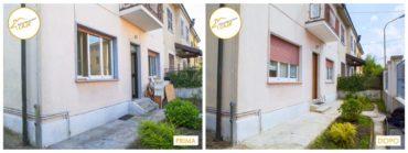 Ristrutturazione case interventi facciata casa