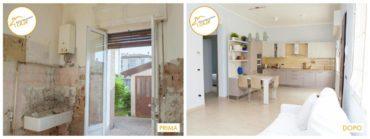 Ristrutturazione case interventi rinnovo spazi cucina