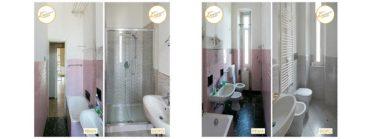 Ristrutturazione Case nuova camera bagno