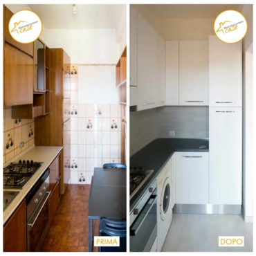 Ristrutturazione Case casa accogliente cucina nuova