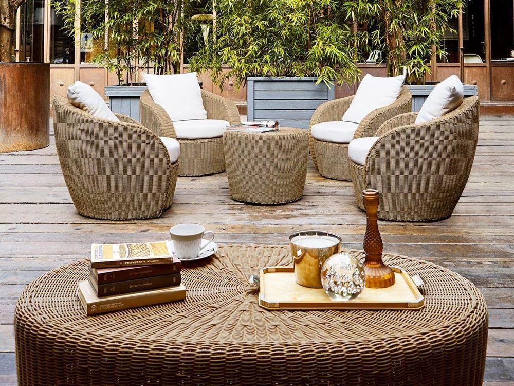 Terrazzo legno poltrone for Terrazzo legno