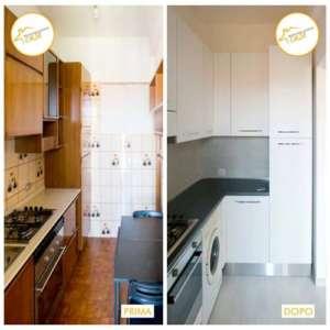 Renovierung von Zwei-Zimmer-Wohnungen 20 Tagen