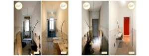 Renovierung Gemütliche Badezimmerhäuser