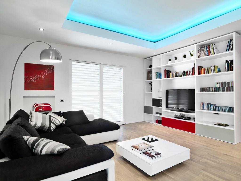 Scegliere il cartongesso come complemento d 39 arredo for Immagini di arredamento casa