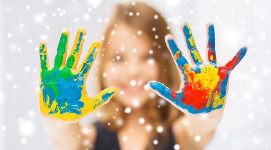 Decorare le pareti: tecniche e colori