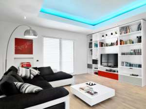 LED-Decke-Haus