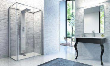 doccia moderna interno