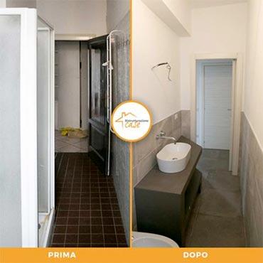 Ristrutturazione case - ristrutturazione appartamento 75mq