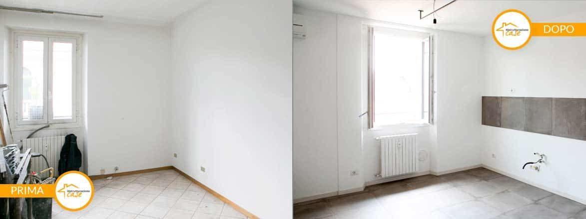 Ristrutturazione Appartamento U2013 Mq 75. IN Ristrutturazione Appartamento.  Portfolio. Portfolio