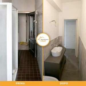 Renovierung von Häusern - Renovierung der Wohnung 75mq