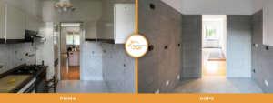 vor-und-nach-Umstrukturierung-case-Milano-Wohnung-Küche