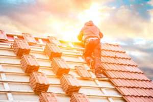 Dachrenovierungszitat, Dachrenovierung
