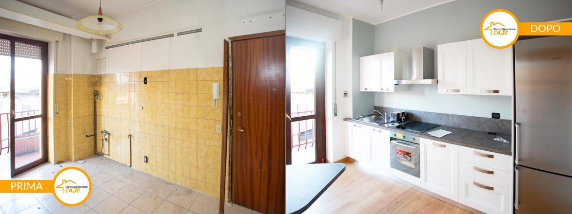 Ristrutturazione Completa Bilocale Di 60 Mq. IN Ristrutturazione  Appartamento. Portfolio