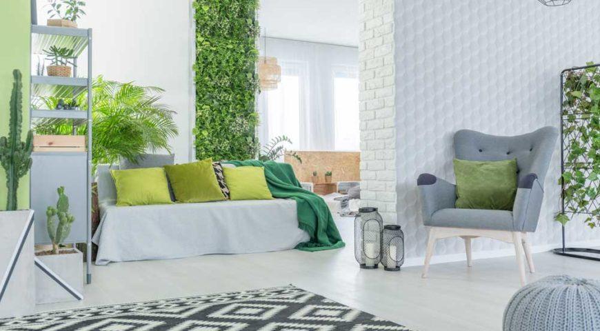 Come creare un giardino in casa