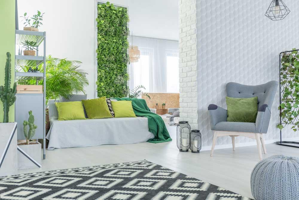 Scopri come creare un giardino in casa o sul balcone con l for Creare case