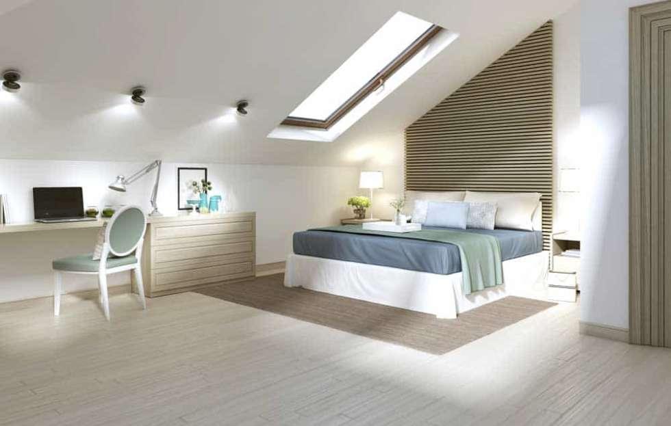 vivere-in-mansarda-camera-da-letto