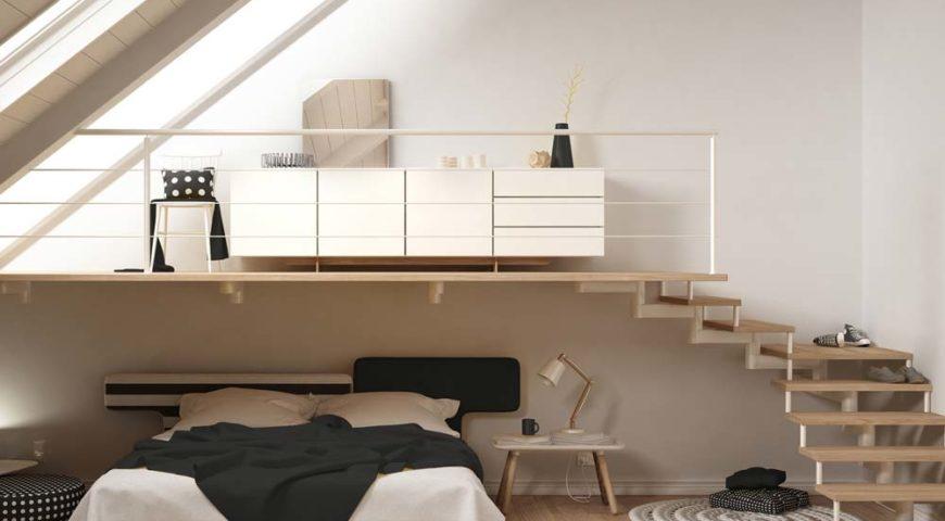 Mobili Per Casa Piccola : I mobili salvaspazio più funzionali